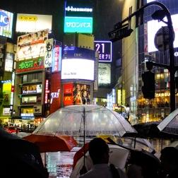 Shibuya scramble.
