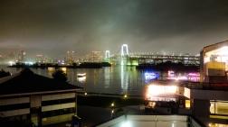 Tokyo Bay from ODAIBA.