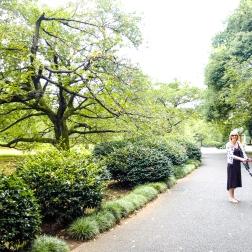 Shinjuku Gardens.