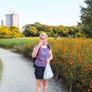 Hamarikyu Gardens